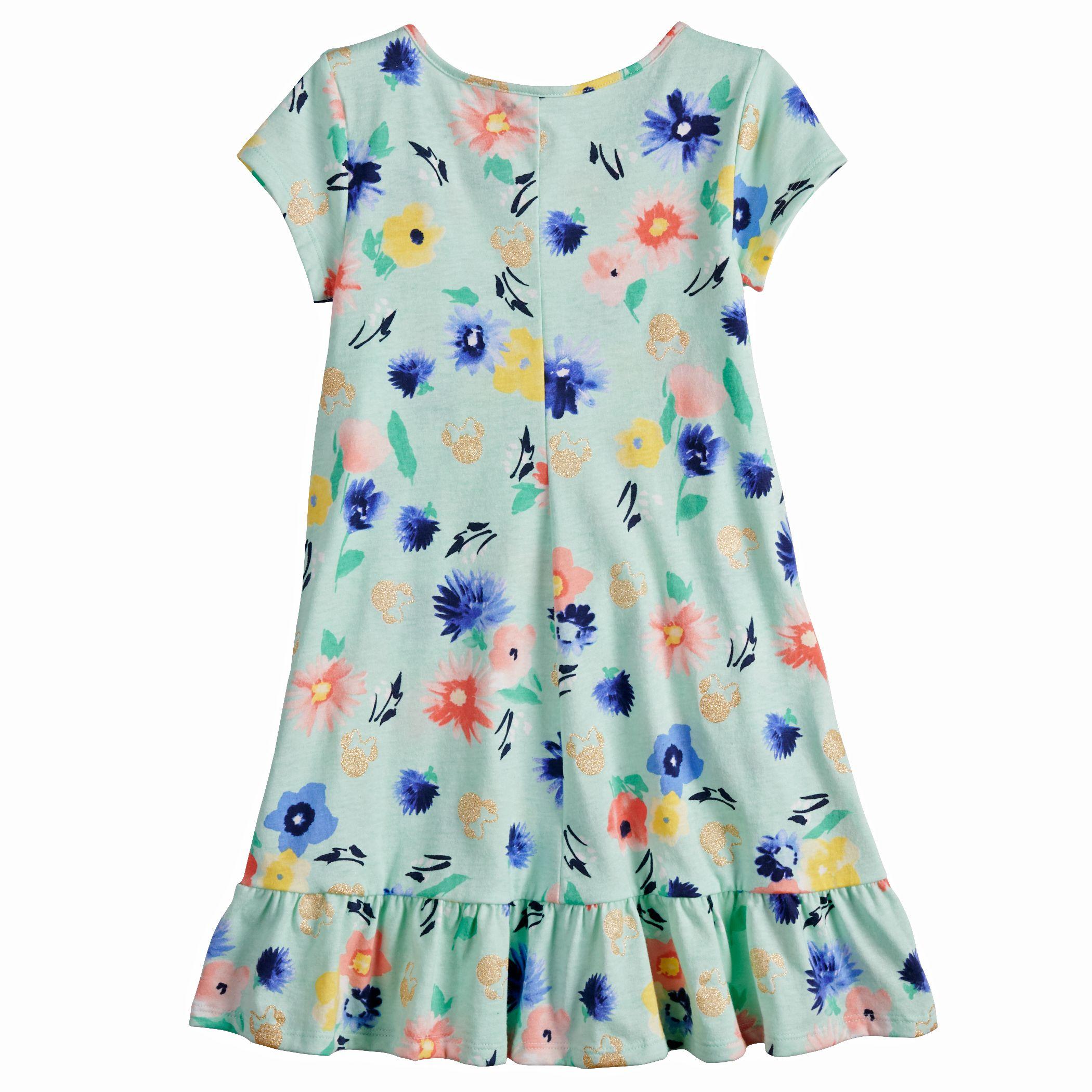 Girls Kids Minnie Mouse Dresses, Clothing | Kohl\'s