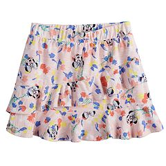 Disney's Minnie Mouse Girls 4-7 Ruffle Skort by Jumping Beans®