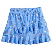 Disney's Minnie Mouse Girls 4-7 Asymmetrical Ruffle Skort by Jumping Beans®
