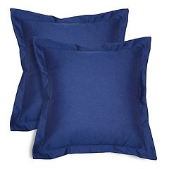 SONOMA Goods for Life™ Indoor Outdoor Flanged Reversible Throw Pillow