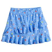 Disney's Minnie Mouse Toddler Girl Asymmetrical Ruffle Skort by Jumping Beans®