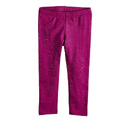 Toddler Girl Jumping Beans® Glitter Long Leggings