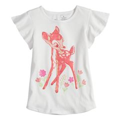 Disney's Bambi Toddler Girl Embellished Tee by Jumping Beans®