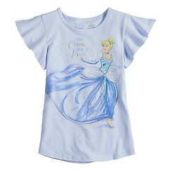 Disney's Cinderella Girls 4-7 'Have Courage & Be Kind' Tee by Jumping Beans®