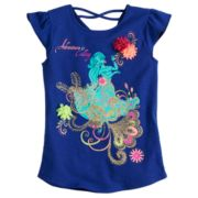 "Disney's Elena of Avalor Toddler Girl ""Adventure is Calling"" Tee by Jumping Beans®"