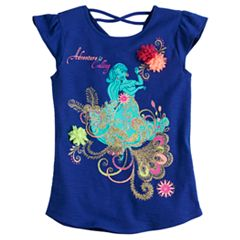 Disney's Elena of Avalor Toddler Girl 'Adventure is Calling' Tee by Jumping Beans®
