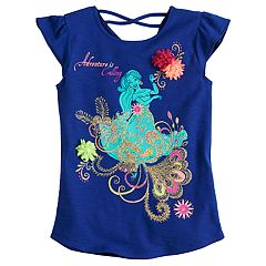 Disney's Elena of Avalor Girls 4-7 'Adventure is Calling' Tee by Jumping Beans®