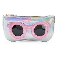 Sunglasses Hologram Pouch