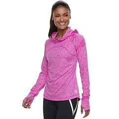 Women's FILA SPORT® Lightweight Thumb Hole Hoodie