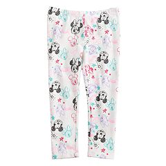 Disney's Minnie Mouse Toddler Girl Print Leggings