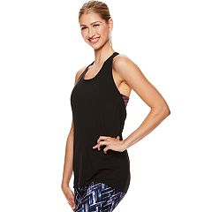 Women's Gaiam Reagan Strappy Back Yoga Tank