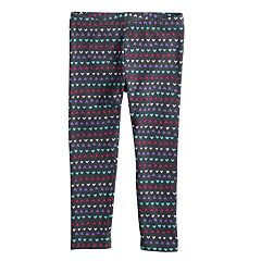 Toddler Girl Jumping Beans® Print Long Leggings