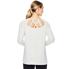Women's Gaiam Ruby Strappy Back Yoga Tunic