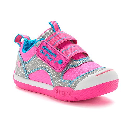 Skechers Flex Play Toddler Girls' Sneakers