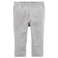 Baby Girl Carter's Bow-Back Leggings