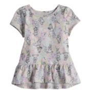 Disney's Winnie the Pooh Baby Girl Peplum-Hem Top by Jumping Beans®