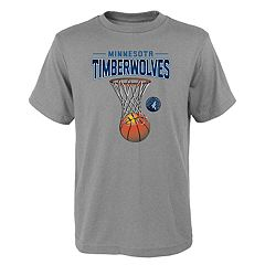 Boys 8-20 Minnesota Timberwolves Full Net Tee