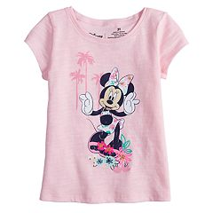 Disney's Minnie Mouse Toddler Girl Beach Graphic Tee by Jumping Beans®