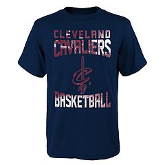 Boys 8-20 Cleveland Cavaliers City Lights Tee