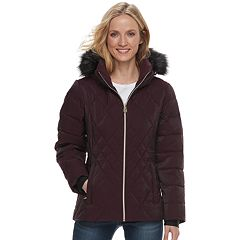 Womens Brown Coats Amp Jackets Outerwear Clothing Kohl S