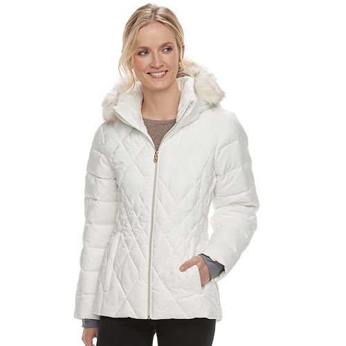 b07833c053a Women s ZeroXposur Gretchen Hooded Quilted Puffer Jacket