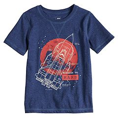 Boys 4-7x SONOMA Goods for Life™ Mission to Mars Glow in the Dark Graphic Tee