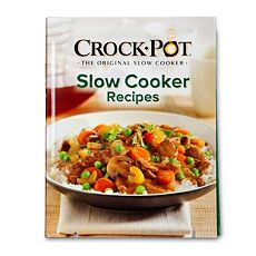 The New Creative Crock Pot Cookbook from kohls.com