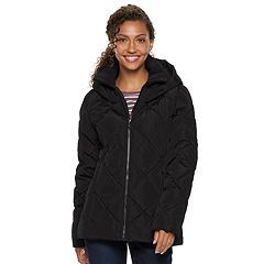 Women's ZeroXposur Suki Hooded Quilted Heavyweight Jacket