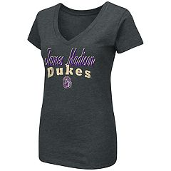 Women's Campus Heritage James Madison Dukes Tee