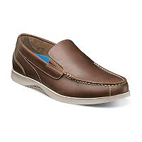 Nunn Bush Bayside Lites Venetian Men's Moc Toe Slip-On Shoes