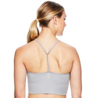 Gaiam Shiva Shine Yoga Medium-Impact Sports Bralette GAW183BR19K