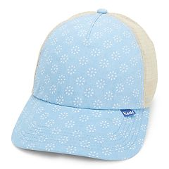 Women's Keds Patterned Trucker Cap