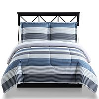 Hamilton Hall Print Comforter Set + $5 Kohls Cash