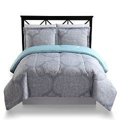 Hamilton Hall Print Comforter Set