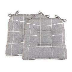 Essentials Highland Chair Pad 2-pack