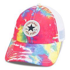 Women's Converse Tie-Dyed Baseball Cap
