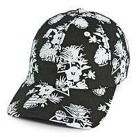 Women's Converse Tropical Floral Print Baseball Cap
