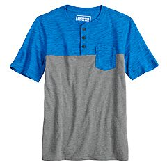Boys 8-20 & Husky Urban Pipeline™ Colorblock Henley