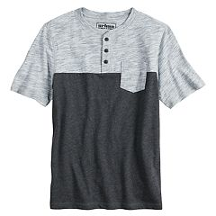 Boys 8-20 Urban Pipeline® Colorblock Henley