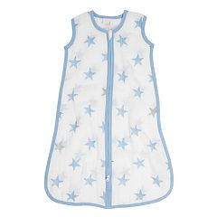 aden by aden + anais Stars Muslin Wearable Zip Blanket