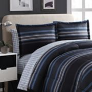 Soho Stripe Bedding Set