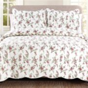 United Curtain Co. Gloria Quilt Set