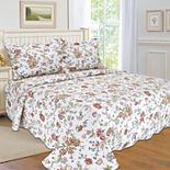 United Curtain Co. Sudbury Quilt Set