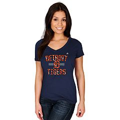 Plus Size Detroit Tigers Relentless Attack Tee