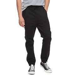 Men's Hollywood Jeans Graham Moto Jogger Pants