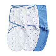 aden by aden + anais 3 Pack Wrap Swaddle Blankets