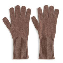 Women's Apt. 9® Cashmere Knit Gloves
