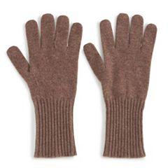 Women's Apt. 9® Cashmere Knit Gloves