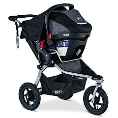 BOB Rambler Travel System