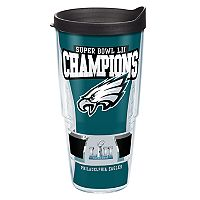 Tervis Philadelphia Eagles Super Bowl LII Champions 24-Ounce Tumbler